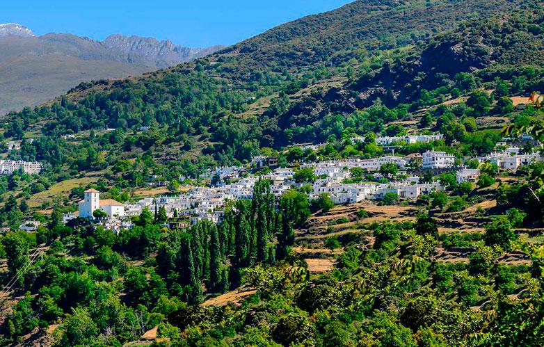 Andalucía Simple - La Alpujarra de Granada
