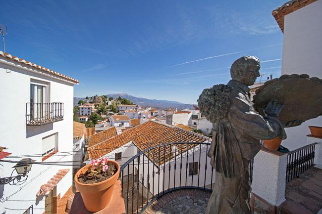 El fiestero, Comares - Andalucía Simple - La Axarquía Costa del Sol