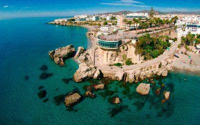 Nerja, paraíso del Mediterráneo