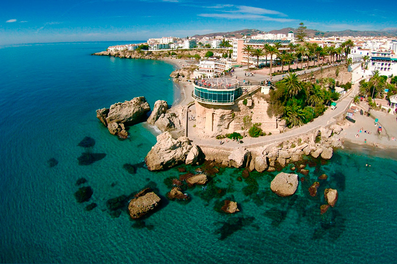 Balcón de Europa - Andalucía Simple - Axarquía Costa del Sol