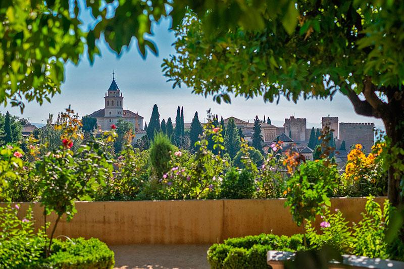 Granada - Andalucía Simple