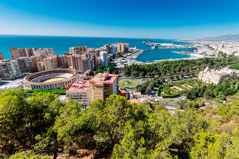 Gibralfaro - Andalucía Simple - Costa del Sol