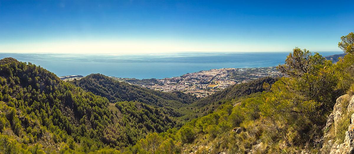 Montes de Málaga - Andalucía Simple - La Axarquía Costa del Sol