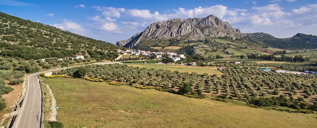 Periana y Alcaucín - Andalucía Simple - La Axarquía Costa del Sol