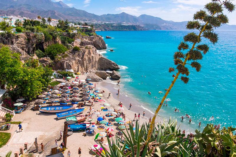 Playas - Andalucía Simple - Axarquía Costa del Sol