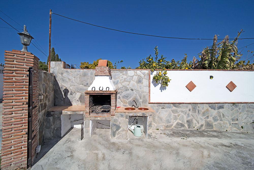 Casa de verano en Frigiliana