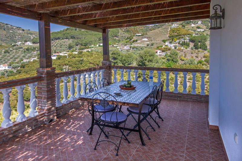 Maravillosa villa en Frigiliana