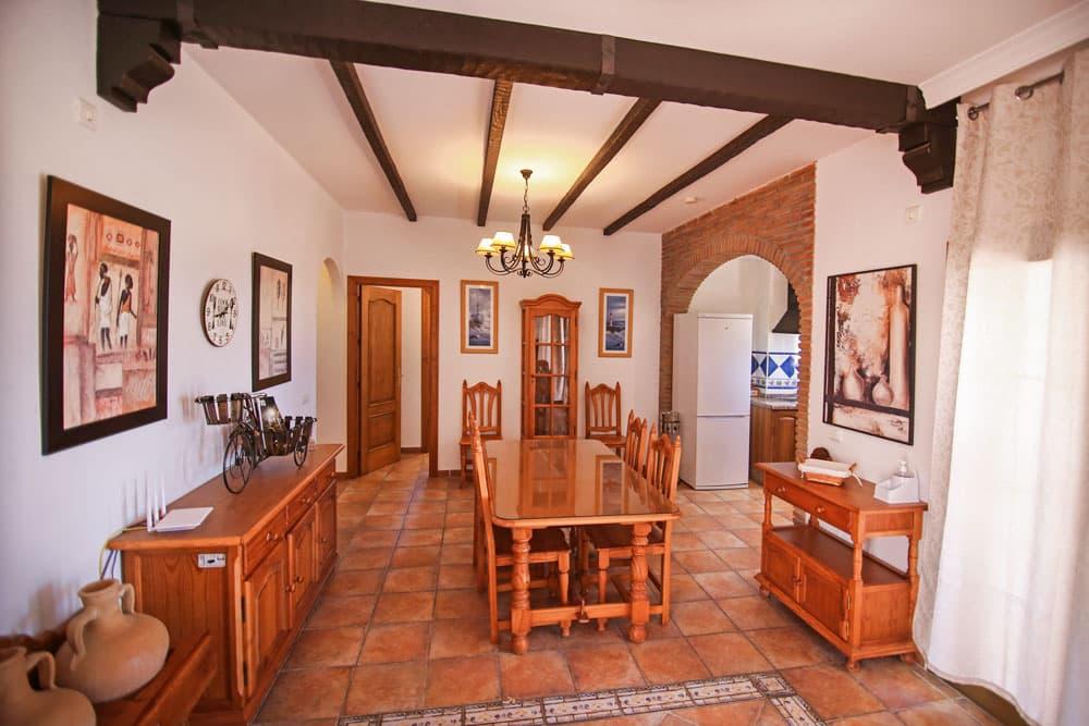 Magnífica casa rural en Frigiliana