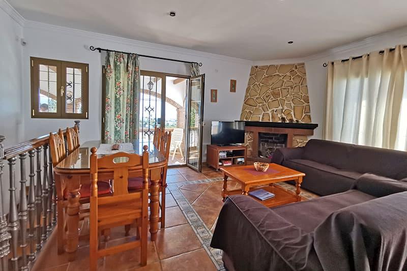 Encantadora casa rural en Frigiliana